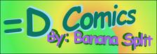 =D Comics Header
