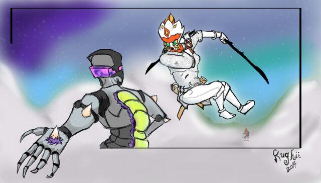 File:Rhea Versus Parakuka Colored and Inked.jpg