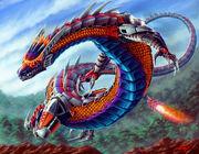 Kentoku Kanohi Dragon
