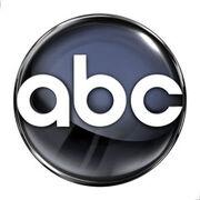 ABC logo gloass