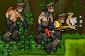 Green Guerillas (Rapids)