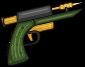 Dart Gun render