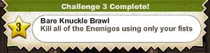 Bare Knuckle Brawl (Mines)