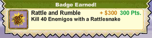 Rattle and Rumble