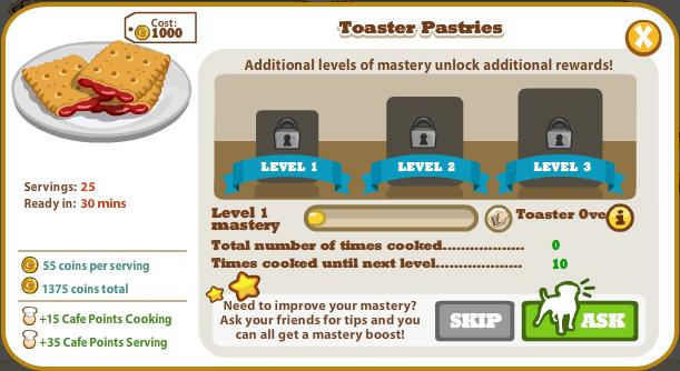 TPas-mastery