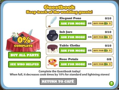 Guestbookbuildable