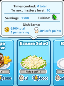 Jicamasalad