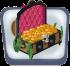 Treasure Chest Bench