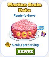 Martian Brain Bake Gift