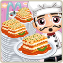 Chef special veggie lasagna