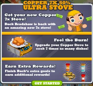 Copper7xultrastovesplash