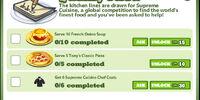 Supreme Cuisine Goals