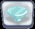 Round Ice Table