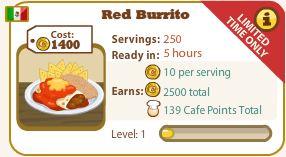RedBurrito-Cookbook