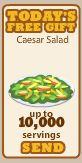 CaesarSalad-SendGift10K