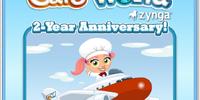 2 Year Anniversary