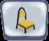 Mustard Avalon Chair