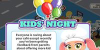 Kid's Night Goals