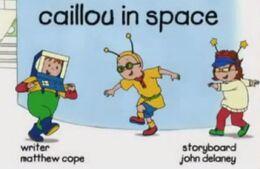 Caillouinspace