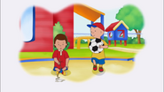 Caillou Follow the Leader 0030