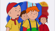 Caillou Follow the Leader 0001