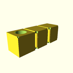 OpenSCAD mac 64-bit nvidia-geforce-gt cdiv tests regression cgalpngtest render-tests-expected