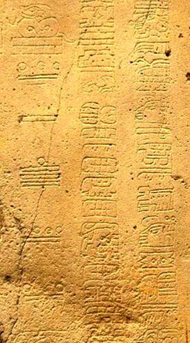 La Mojarra Inscription and Long Count date