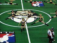 Roughnecks Cheerleaders