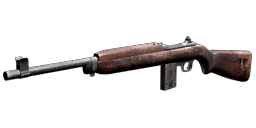 File:M1A1 Carbine menu icon WaW.png