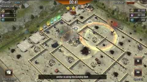 Call of Duty Heroes - Euphoria vs NoBull 3 stars war attacks-1448184467