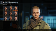 Female Face 3 BO3