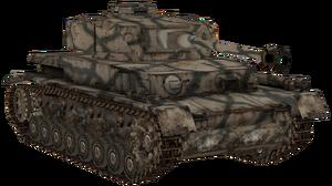Panzer IV model WaW