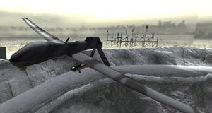 Predator Drone MW3