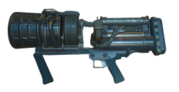 Thundergun Third Person BO3