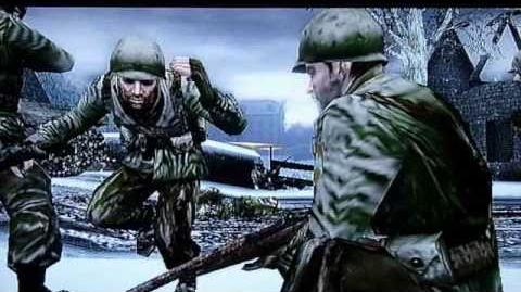 Call Of Duty World At War Final Fronts - Gameplay PlayStation 2