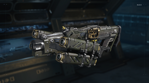 L4 Siege Gunsmith model BO3