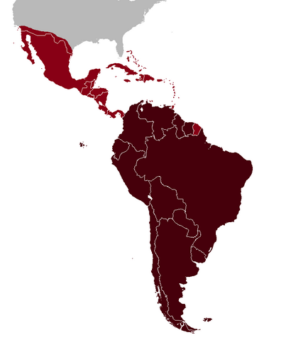 File:Federation of the Americas map.png