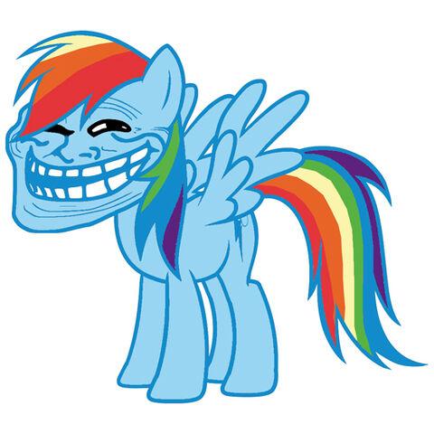 File:Rainbow dash trollface.jpg