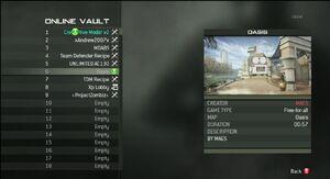 Vault MW3