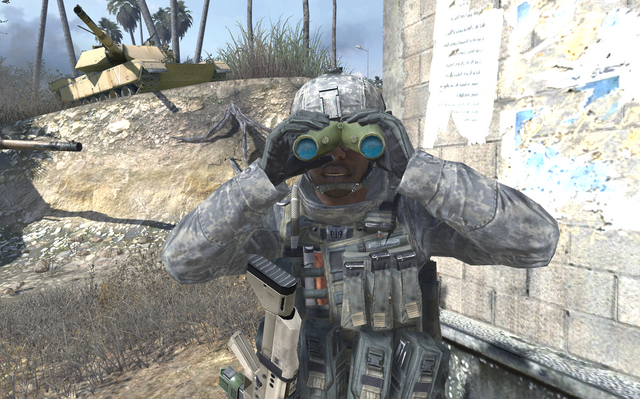 File:Ranger using binoculars Team Player MW2.png