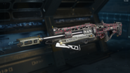 Gorgon Gunsmith Model Fear Camouflage BO3