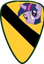Personal BelinskiNik 1st cavalry division pony