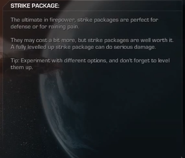File:Strike Packages menu Extinction CoDG.png