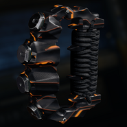 Brass Knuckles Gunsmith Model Cyborg Camouflage BO3