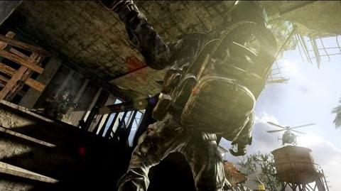 Call of Duty Ghosts Multiplayer Reveal Trailer