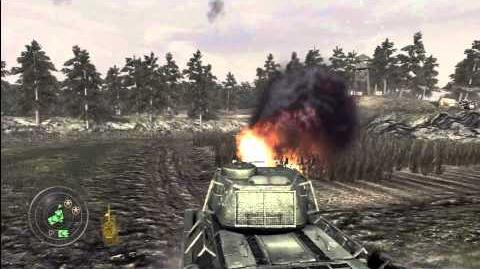 Call of Duty World at War - Campaign - Blood and Iron