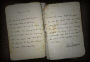 Edward Richtofen Letter 2 Origins BOII