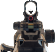 XR-2 iron sights BO3