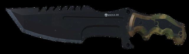 File:Combat Knife model CoDG.png