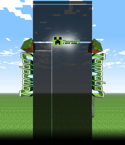File:Personal SUBXTRAgfx Minecraft packground.jpg